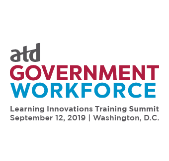 ATD Government Workforce 2019: Learning Innovations Training